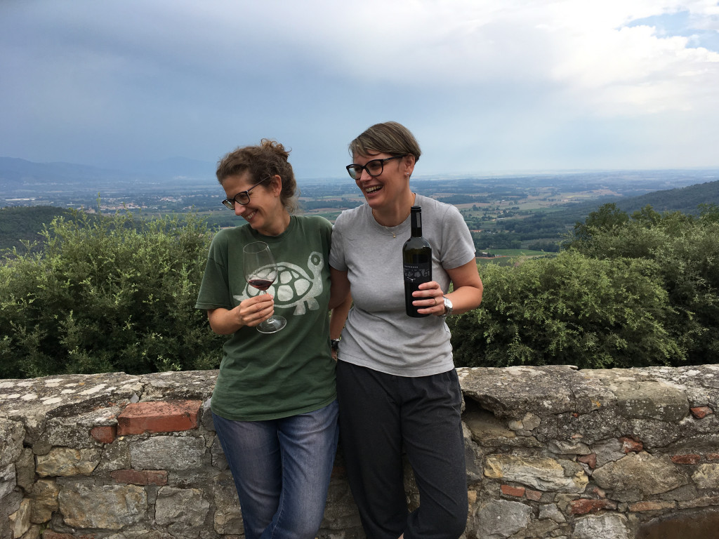 Francesca in Chiara - Tunia