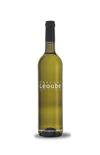 Blanc Léoube 2018, Château Léoube