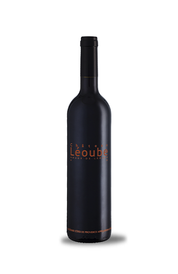 Rouge Léoube 2017,  Château Léoube, MAGNUM 1.5L