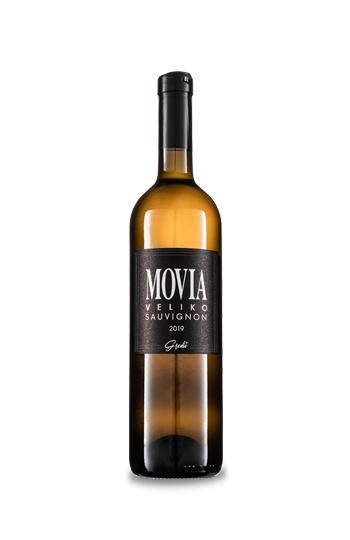 Veliko Sauvignon Gredič 2019, Movia
