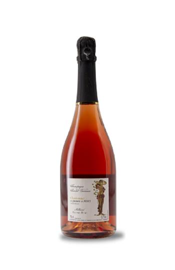 Šampanjec Chardonnay En Parure De Roses 2015, Charlot Tanneux