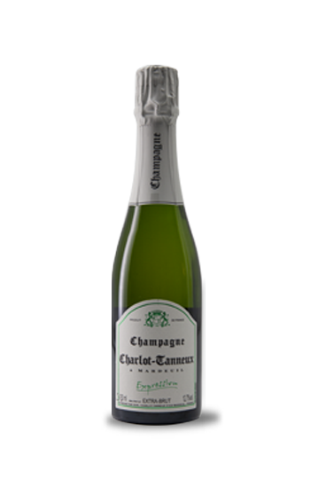 Šampanjec Cuvée Expression MV 0,375 l, Charlot-Tanneux