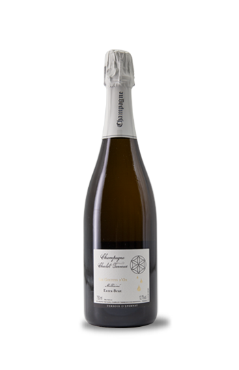 Šampanjec Cuvée Les Gouttes d'Or 2013,  Charlot-Tanneux, MAGNUM 1.5 L