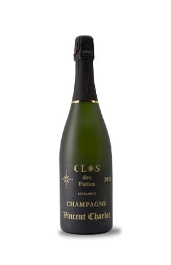 Šampanjec Clos des Futies 2011, Vincent Charlot