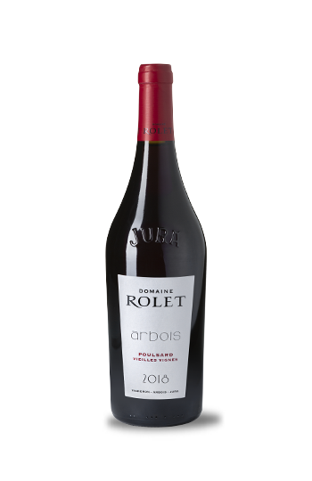 """Poulsard """"Vielles Vignes"""" Arbois 2018, Domaine Rolet"""