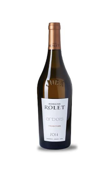 Blanc Tradition Arbois 2014, Domaine Rolet