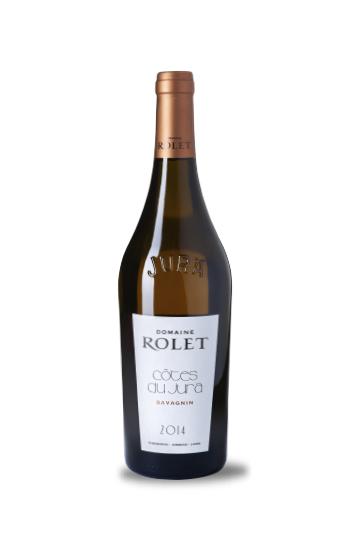 Savagnin Côtes du Jura 2014, Domaine Rolet