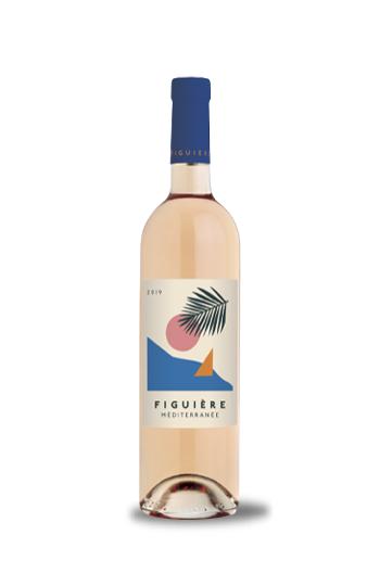 Rosé Méditerranée 2019, Figuière MAGNUM 1.5 L