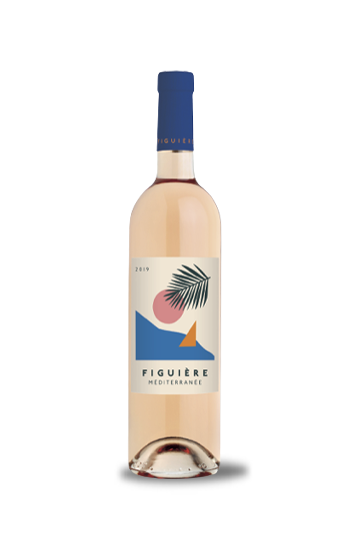 Rosé Méditerranée 2020, Figuière