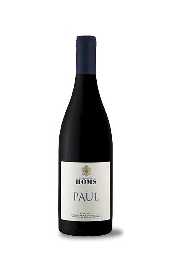 Paul 2017, Domaine des Homs MAGNUM 1.5 L