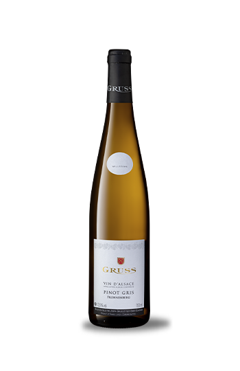 Pinot Gris Frohnenberg 2019, Domaine Gruss