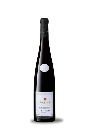 Pinot Noir Grand V 2019, Domaine Gruss