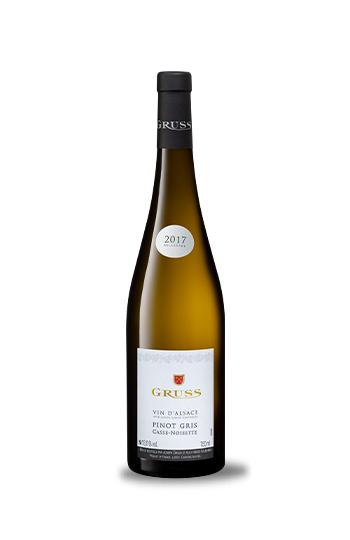 Pinot Gris Casse-noisette 2019, Domaine Gruss