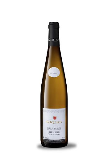 Riesling Vieilles Vignes 2019, Domaine Gruss, MAGNUM 1,5 L