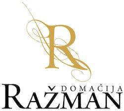 Domačija Ražman logo