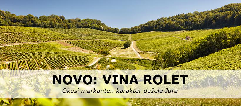 Novo: Domaine Rolet